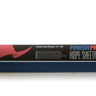 Plastic sheeting, 16' x 350'