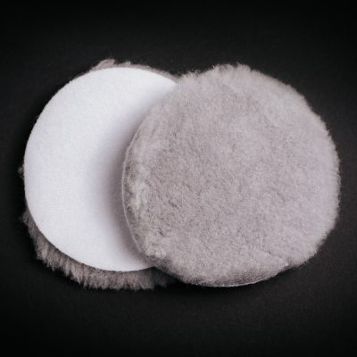 "6.5"" Grip Lambswool Buffing Pad"