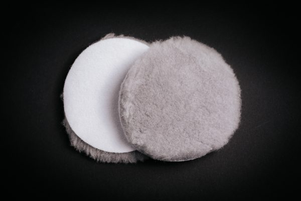 """6.5"""" Grip Lambswool Buffing Pad"""